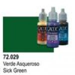 Vallejo Game Color - Verde Malattia