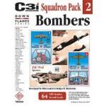 C3I Magazine Squadron Pack 2 - Bombers