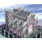 Cattedrale gotica completa - Kit