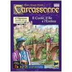 Carcassonne Il conte il re e l'eretico