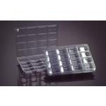 Portapedine in Plastica - Trasparente