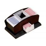 Mescolatore di Carte Automatico - Legno