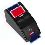 Mescolatore di Carte Automatico con Sabot - Nero