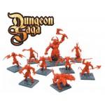 Dungeon Saga Denizens of the Abyss Miniature Set