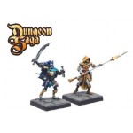 Dungeon Saga Legendary Heroes of the Crypts
