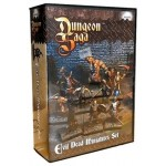 Dungeon Saga Evil Dead Miniatures Set