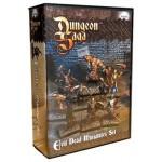 Dungeon Saga Evil Dead Miniatures Set