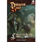 Dungeon Saga Gamebook L'ascesa del re delle Ombre