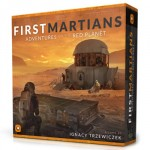 First Martians Adventures on the red planet Edizione Inglese