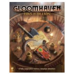Gloomhaven Jaws of the Lion in inglese