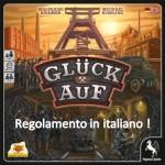 Gluck Auf - Coal Baron (SOLO da noi con regolamento ufficiale in ITALIANO)