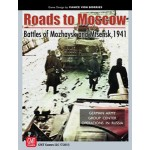 Roads to Moscow - Battles of Mozhaysk and Mtsensk 1941