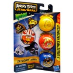 Angry Birds Star Wars - Koosh Faceball Tatooine Heroes