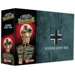 Heroes of Normandie German Army Box
