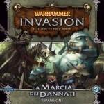 WARHAMMER LCG INVASION: LA MARCIA DEI DANNATI