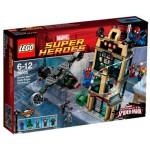 LEGO Super Heroes - Spider-Man Resa dei Conti al Daily Bugle