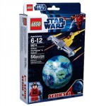 LEGO Star Wars - Planet Series 1 - Naboo Starfighter & Naboo