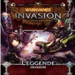 WARHAMMER LCG INVASION: LEGGENDE