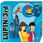 Lupin The Third - Expansion 1 (Copia autografata dall'autore sul cellophane)