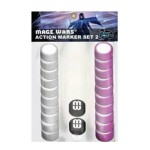 Mage Wars - Action Markers Set 2 (espansione)