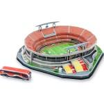 Maquete San Paolo Stadium