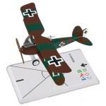WOW  WW1S4  RUMPLER C. IV  8012/17