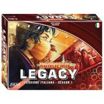 Pandemic Legacy - Season 1 - Scatola Rossa
