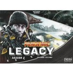 Pandemic Legacy - Season 2 - Scatola Nera