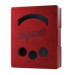 Porta mazzo Keyforge Deck Book Rosso
