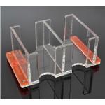 Porta Carte per Giochi da Tavolo - 2L Solid - Trasparente (E-raptor)