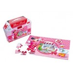 Puzzle scintillante Minnie Mouse