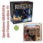 Rebellion Star Wars + Jerusalem + spedizione gratuita