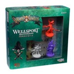 Rum & Bones - Fratellanza di Wellsport Eroi Set 1