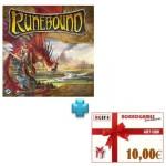 Runebound Terza edizione con buono prossimo acquisto
