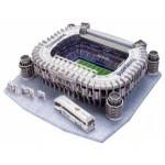 Santiago Bernabeu Real Madrid Stadium