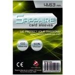 100 Bustine protettive Sapphire formato 41x63mm
