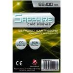 100 Bustine protettive Sapphire formato 65x100mm