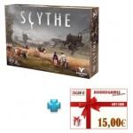 Scythe in PROMO (+ 18 carte Promo) con buono prossimo acquisto