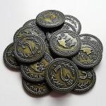 Scythe monete da 2
