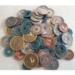 Scythe Monete in metallo