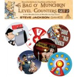 Munchkin - Level Counters Set 2