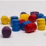 Barile piccolo (10 pezzi) - Blu