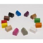Settlement 14x10x12mm (10 pezzi) - Gialli