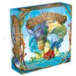 DANNEGGIATO lato scatola: Spirit Island