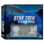 Star Trek Attack Wing - Miniature Game Starter Set (Scatola Base)