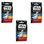 SOTTOCOSTO: 3x Star Wars Destiny Booster Pack Spirito della Ribellione