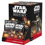 Star Wars MEGA Destiny 36 Booster Pack L'impero in guerra