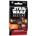 Star Wars Destiny Booster Pack L'impero in guerra