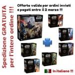 Star Wars Legion - Mega confezione in Promozione !!!