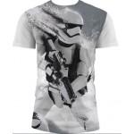 T-Shirt SW EP7 STORMTRP SNOW FULL P W KIDS (Medium)